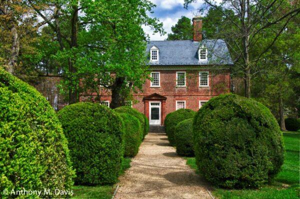 Berkeley Plantation Home No. 4