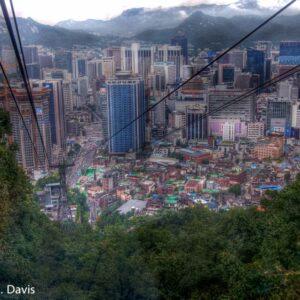 Descending into Seoul