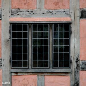 Old Farmhouse Windows