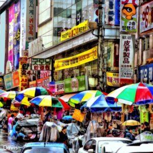 Korean Rain
