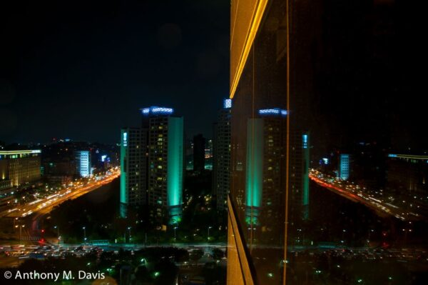 Seoul Reflection