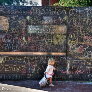 Taking My Chalk and Going Home