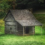 Cabin on the parkway 1