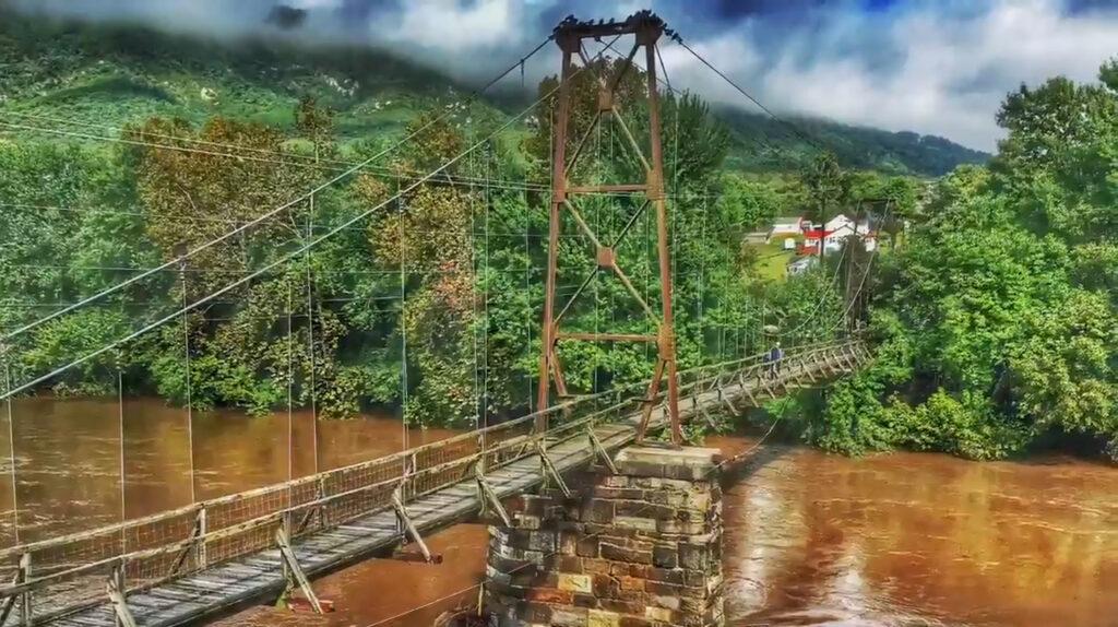 Buchanan bridge