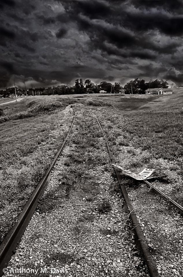 train going nowhere