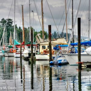 Vancouver Boat Harbor