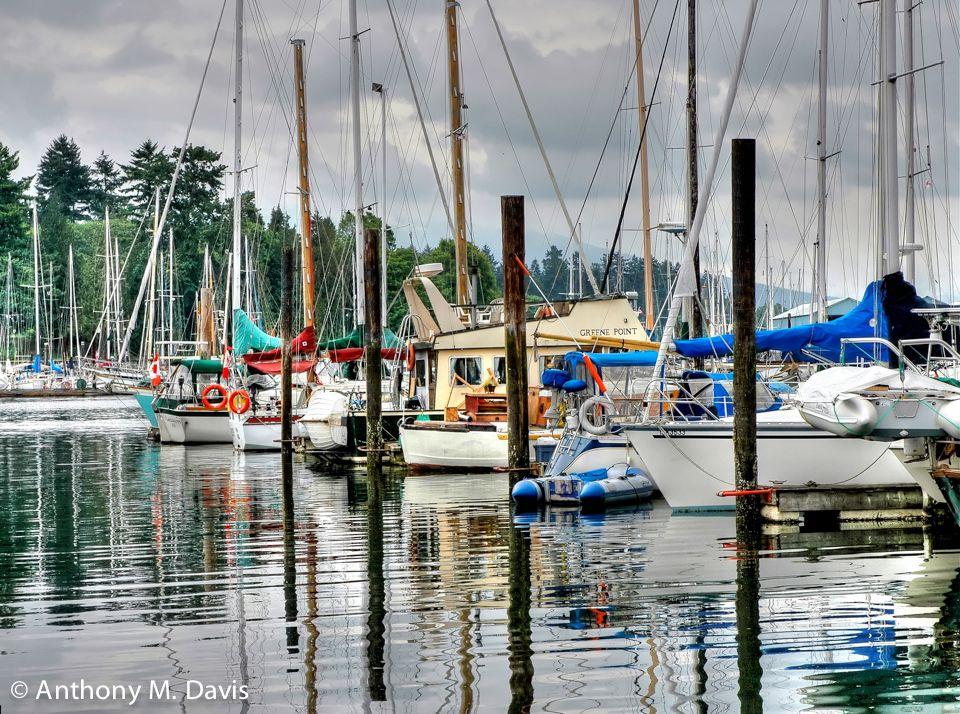 Vancouver Boat Harbor